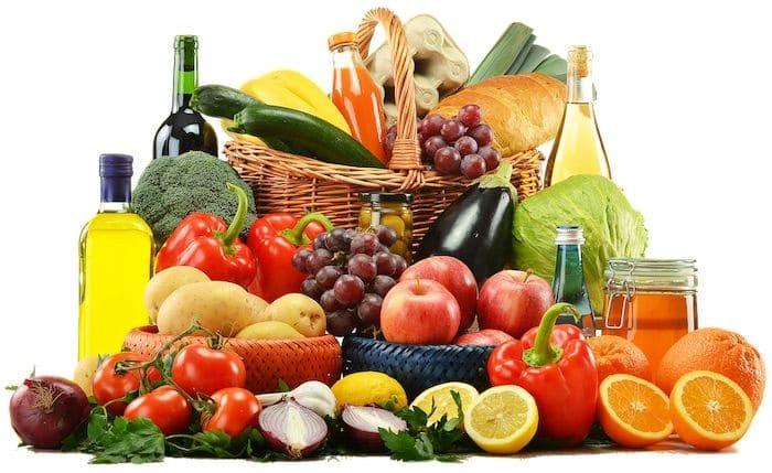 Plantaardig mediterraan dieet