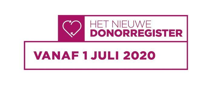 Donorregister logo