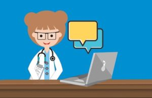 e-health huisartsenpraktijk