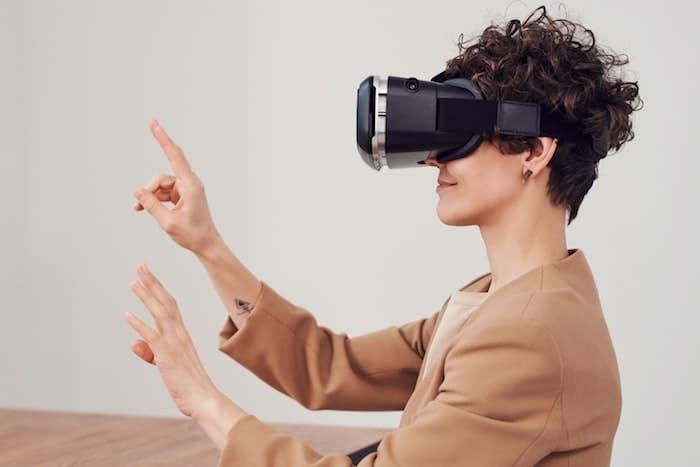 Virtual-Reality-VR-bril