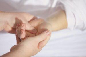 reumazorg handmassage