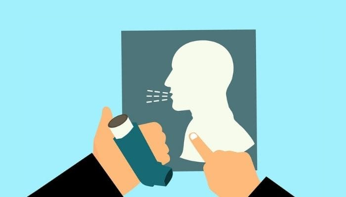 astma aanval gebruik kortwerkende luchtwegverwijders