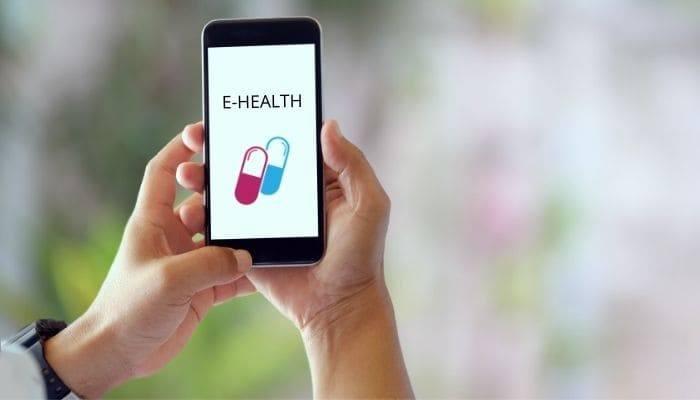 mobiele telefoon met e-health voor therapietrouw