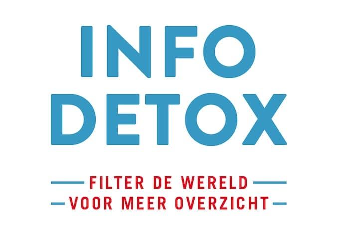 Boek Infodetox van Karen Visser