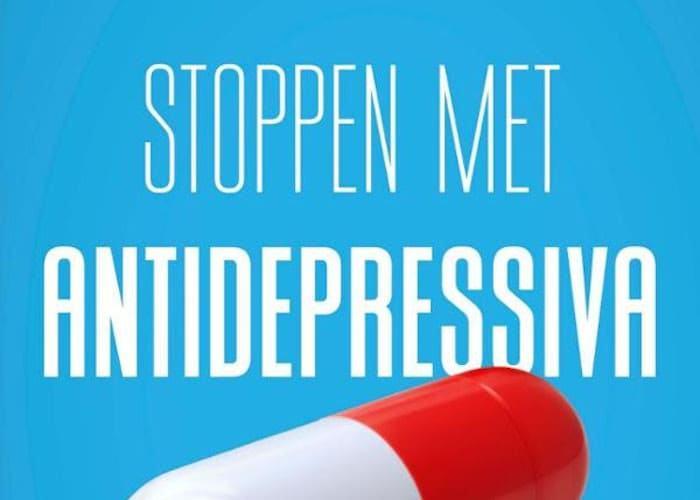 Boek, Stoppen met antidepressiva, Marianne ter Mors