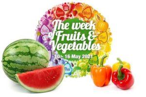 Week van Groenten en Fruit 2021