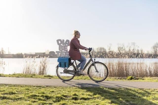 TV-commercial, mini-documentaire en campagnebeeld waarin Wendy Bouwmeester die diabetes type 2 heeft een hoofdrol speelt, vormen de nieuwe campagne van het Diabetes Fonds die vandaag live gaat.